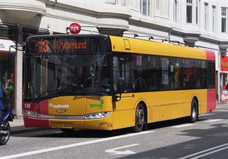 Norway contract for Polish bus maker Solaris