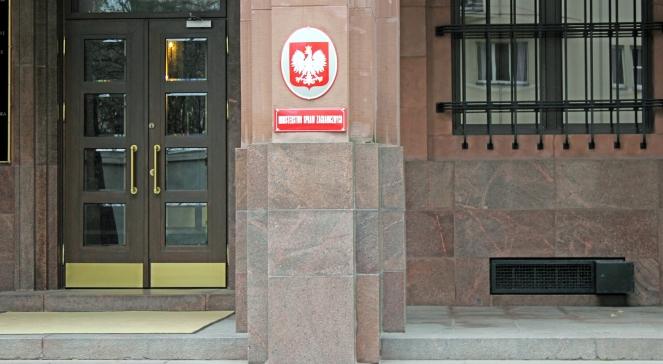 Міністерство закордонних справ Польщі