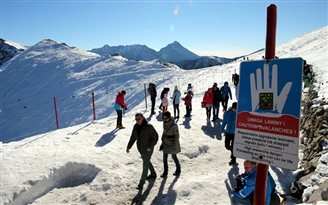 Winter returns to Tatra mountains, avalanches possible