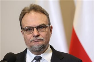 New boss for Poland's state money-printing firm