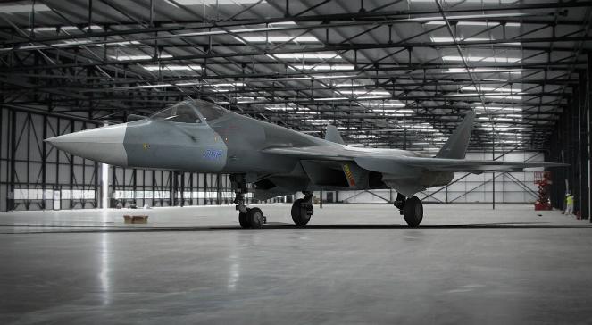 PAK FA - rosyjski samolot myśliwski piątej generacji